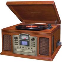 Crosley Radio Cr2405c-pa Director Gravador De Cd