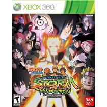Naruto Shippuden Ultimate Ninja Storm Revolution Xbox 360