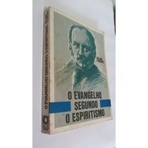 Livro O Evangelho Segundo O Espiritismo - Allan K - Lojaabcd