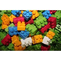 Peças Montar Blocos Brinquedo Educativo Criança - 640 Peças