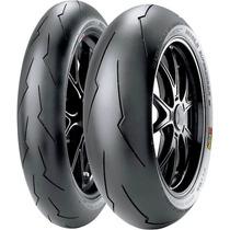 Pneu Pirelli Diablo Supercorsa Sp V2 180x120 Jogo Oferta