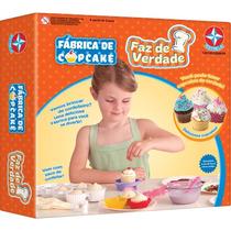 Fabrica De Cupcake Faz De Verdade - Estrela