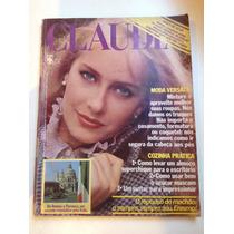Revista Claudia Ano 1981 Xuxa Na Contra Capa Erasmo Carlos