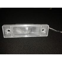 Lanterna De Placa Onix Cruze Cobalt Novo Prisma Original Gm
