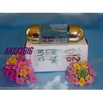 Miniatura Perfume Mini 212 Vip Ch Lindo!
