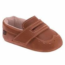 Pimpolho Recém Nascido Sapato Fofura Caramelo