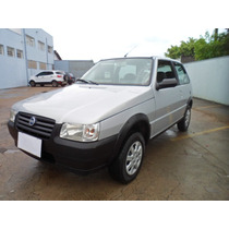 Fiat Uno Mille Fire Way 2008 Ve Te Ldt