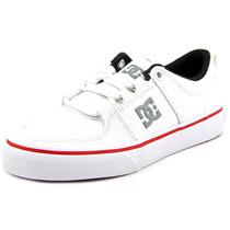 Dc Shoes Lynx Vulc Tx Juventude Tamanho Athletic Lona Superi