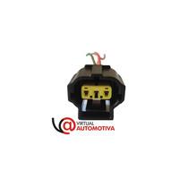 Soquete Plug Conector Regulador Voltagem Bosch: F250