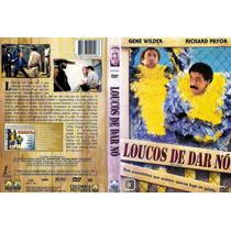 Dvd Loucos De Dar Nó - Wilder-pryor-primeira Tiragem