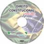 Aula Direito Constitucional Em Dvd Para Concursos Publicos
