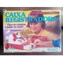 Brinquedo Antigo Caixa Registradora Super Mercado Glasslite