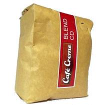 Café Cru - Café Creme Gourmet - 600 Gr