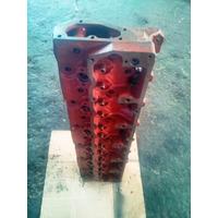 Cabeçote Motor Perkis 6358 6 Cil Diesel Remanufaturado Okm.