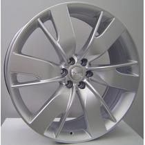 Jogo De Rodas Réplica Nissan Patrol 22x9,5 Silver