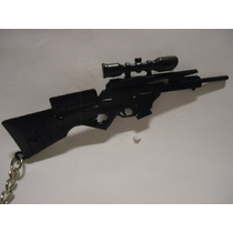 Chaveiro Fuzil E Armas Do Guns