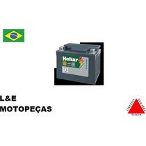 Bateria Moto Heliar Extreme 12v 6ah Xtz7l Twister/fazer