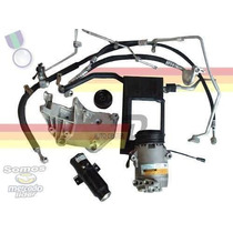 Kit Ar Condicionado Original Vw Gol G3\g4 1.0