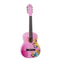Violao Infantil Phx Disney Princesas Vip-3 Com Capa