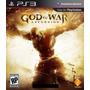 God Of War Ascension 100% Português Mídia Física Ps3