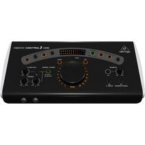 Behringer Xenyx Control 1 Usb Controlador De Monitores 12 X