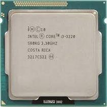 Processador Core I3 3220 Lga 1155 3.30 Ghz Frete Gratis