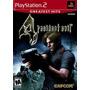 Resident Evil 4 Ps2 - Americano - Original - Lacrado!