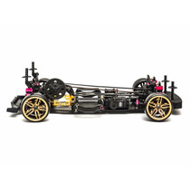 Kit Sakura D4 Awd 3racing 1/10 Drift Car Rc Frete Gratis