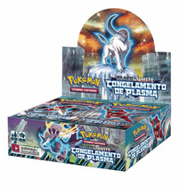 Box Card Game Pokémon Congelamento De Plasma 36 Boosters