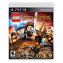Playstation 3 - Lego Lord Of The Rings (inclui Filme Bluray)