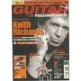 Lote 04 Revistas Importadas - Guitar Techniques - Cd
