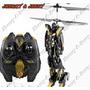 Robô Voador: Batalha Robot Rc , Brinquedos Com Luz E Som