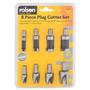 Madeira Plug - Rolson 8pc Cortador De 9.5mm Ferramentas Shan