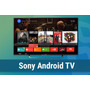 Tv Sony 50w805c 50 Led Android Smart 3d Full Hd Converssord