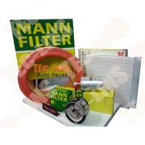 Filtros Ar/oleo/combust/cabine Clio/logan/sandero 1.6 8vflex