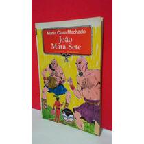 Livro Maria Clara Machado- João Mata- Sete Coleç Fantasminha