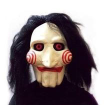 Mascara Jigsaw Filme Jogos Mortais Temos Jason Mestre Yoda