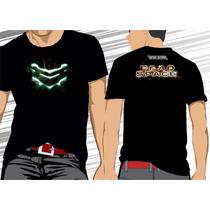 Camisa Camiseta Dead Space #frete Grátis#