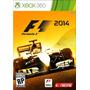 Formula 1 2014 F1 14 100% Português Mídia Física  Xbox 360