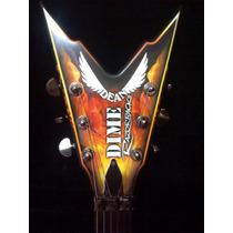 Guitarra Dean Razorback Com Case Dime Novissima