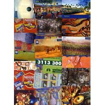 Oferta 100 Cartões Telefônicos Sem Repetição - Lote -07