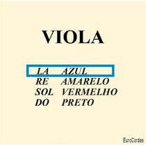 Corda La Avulsa - Mauro Calixto P / Viola Arco (classico)
