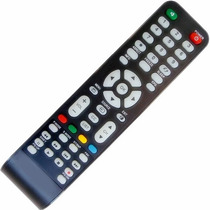 Controle Remoto Para Tv Cce Rc 512 / Rc512 / Rc-512 Led Lcd