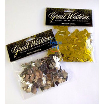 Confete Noivinhos - Prata Ou Dourado - 18 Pacotes (15g Cada)