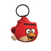 Pelucia Angry Birds Em Chaveiro Boneco Original (12cmx12cm)