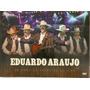 Dvd Eduardo Araujo - 50 Anos De Carreira Ao Vivo - Novo***