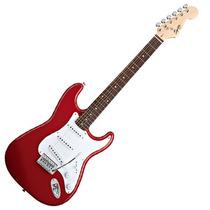 Guitarra Fender Squier Bullet Strat Vermelha 031 0001