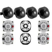 Kit Selenium 4 Driver D250x 4 Corneta 2 Tweeter St-400 Trio