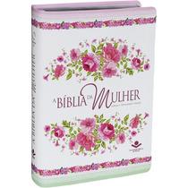 Bíblia De Estudo Da Mulher Novo Formato - Ra -sbb - Média