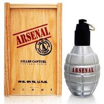 Perfume Arsenal Grey Masculino 100ml Eau De Parfum